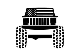 Vinyl Decal For Jeeps Car Decal Cherokee Decal Accessories For Jeep Laptop Decal Flag Decal De Jeep Stickers Jeep Decals Jeep Cherokee Xj Accessories