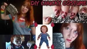 chucky makeup tutorial videos kansas