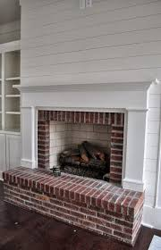 what s next brick fireplace makeover