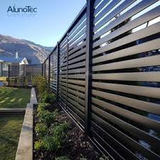 Source 2020 Modern Design Aluminum Powder Coated Small Garden Louvre Fence Panels Stainless Steel Pool Fence Alumi In 2020 Aluminum Fence Aluminum Pergola Fence Panels