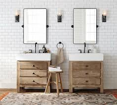amazing pottery barn bathroom mirrors