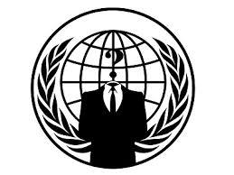 Anonymous Emblem Hacker Vinyl Decal Car Truck Sticker Choose Size Color Ebay