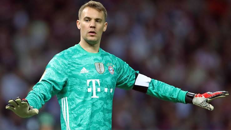 Image result for neuer getty""