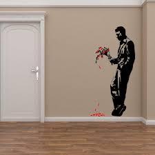 Banksy Graffiti Hell S Kitchen Large Wall Decors Vinyl Stickers High Quality Ebay