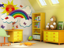 Rainbow Wall Decoration For Kids Room Wall Decoration Pictures Wall Decoration Pictures