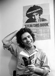 Abbie Hoffman | John, Books, Black and white photography