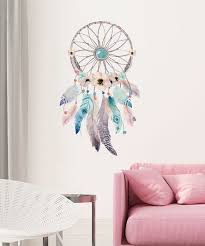 Ambiance Sticker Boho Dream Catcher Wall Decal Best Price And Reviews Zulily