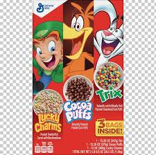 nutrition facts label cocoa puffs png