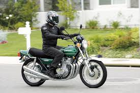 1976 kawasaki kz900 motorcycle review
