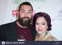 Ace Young and Diana Degarmo attend The 84th Annual Hollywood Stock Photo -  Alamy