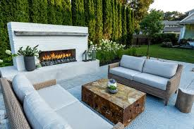 hottest upscale outdoor fire features