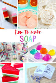 soap making tutorials to inspire