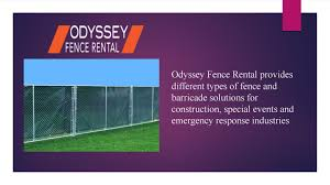 The Six Differing Kinds Of Fencing Selecting The Correct One From Odyssey Fence Rental Chicago By Fencerentalchicago Issuu