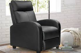 best leather wall hugger recliners for