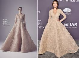 madison beer in ashi studio couture