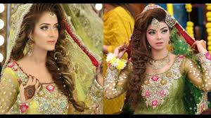 makeup and hair styles for bridal