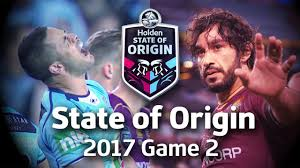 State of Origin 2017 - Game 2 - Episode ...