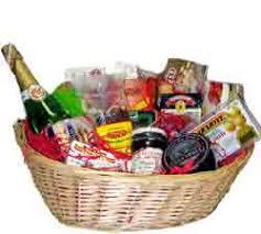 foods of spain gift basket