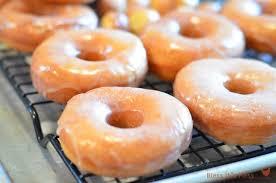 best homemade glazed donuts recipe