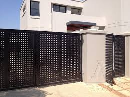 19 Stunning Modern Gate Design Ideas Local Home Us Home Improvement Modern Gate House Gate Design Garage Door Design