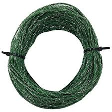 Amazon Com Patriot Extra Poliwire For Pet And Garden Electric Fence Kit Green 100 Coil Garden Outdoor