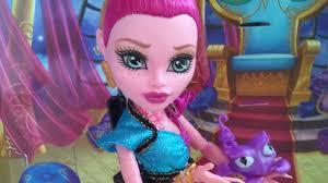 monster high doll gigi grant doll