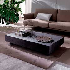 coffee table wooden metal