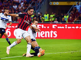 Milan-Atalanta 2-2: pagelle e tabellino - Serie A 2018/2019 ...