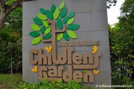 jacob ballas children s garden a kid