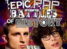 「Epic Rap Battles Of Histor」の画像検索結果