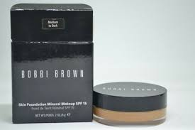 bobbi brown skin foundation mineral