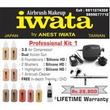 airbrush makeup kit in india