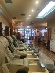 hair nail spa salon in ny