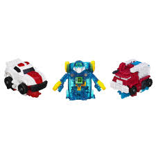 Bộ 3 đồ chơi Robot Transformer Mini Bot Shots - Red Alert, Ultra ...
