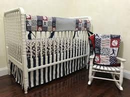 baby boy crib bedding little slugger