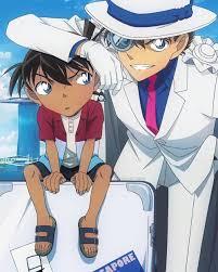 Conan: Không chỉ Shinichi đối đầu với KID mà 2 dòng họ này vốn đã ...