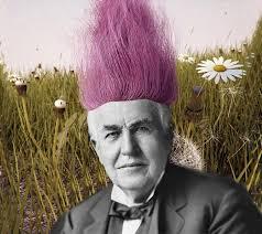Thomas Edison, Charles Goodyear, and Elias Howe Jr. were patent trolls.