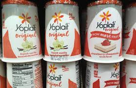yoplait launches new yogurt with just