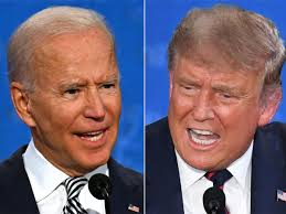 Donald Trump: The two Americas financing Donald Trump and Joe Biden campaigns - The Economic Times