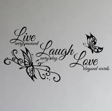 Live Love Laugh Family Wall Decal Art 1468 Innovativestencils