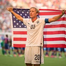 CLASS OF 2019: Abby Wambach's Impact Forever Etched in History   National  Soccer Hall of Fame