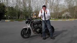 Motorla Kasisten Geçmek - YouTube