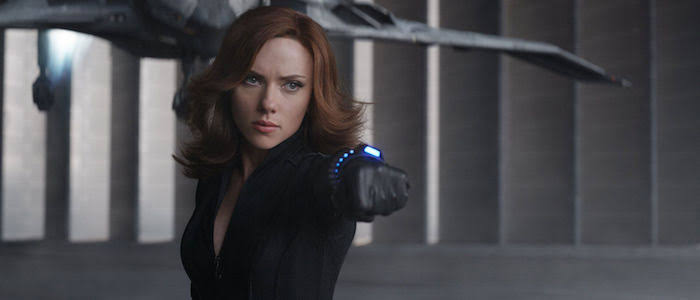Setting of Black Widow Film