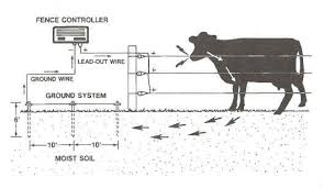 Electric Fence How To Install Electric Fence Solar Electric Fence Fence