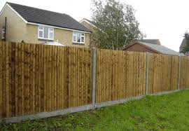 Closeboard Kits With Concrete Posts Concrete Gravel Boards Jarrett Fencing