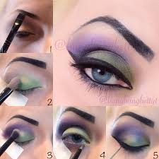 maleficent eye shadow