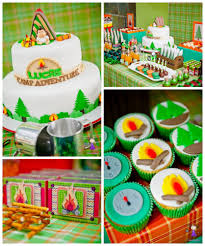 Great Camping Party Ideas If You Re Throwing A Boy Birthday