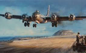 تحميل خلفيات ب 29 Superfortess Ww2 الطائرات عريضة 1920x1200