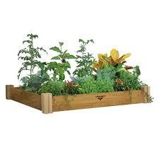 gronomics modular cedar raised garden