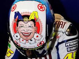 Hommage Valentino Rossi Crash Mugello ...